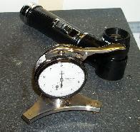"""3.5"""" spherometer"""